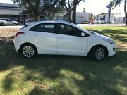 2016 Hyundai i30 GD4 Series II MY17 Active White 6 Speed Manual Hatchback Hendon Charles Sturt Area Preview