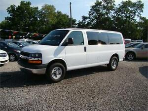 2014 Chevrolet Express G2500 12 Passenger **30 IN STOCK!!