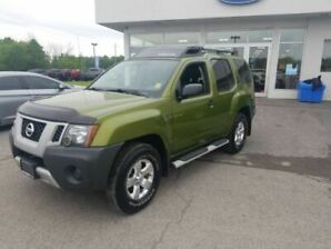 2012 Nissan Xterra PRO- , MANUAL, LEATHER!