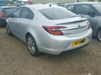 VAUXHALL INSIGNIA BREAKING FOR PARTS MOST PARTS AVAILABLE RING FOR PRICES