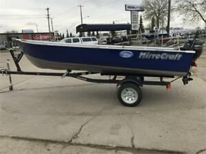 2017 Mirrocraft 4650 Fishing Boat Package