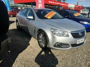 2014 Holden Calais VF V Silver 6 Speed Automatic Sedan Elizabeth West Playford Area Preview