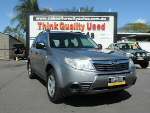 2010 Subaru Forester S3 MY10 X AWD Silver 4 Speed Sports Automatic Wagon Caboolture South Caboolture Area Preview