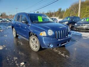 2009 Jeep Compass Rocky Mountain 4x4 76k Safetied
