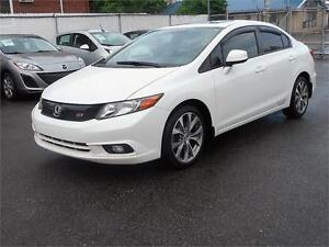 HONDA CIVIC SI 2012 ( NAVIGATION, BLUETOOTH, TOIT OUVRANT )