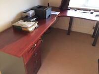 large studio desktop table