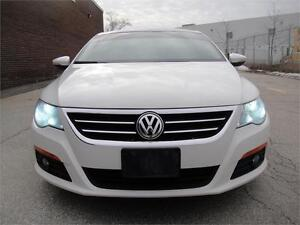2010 VOLKSWAGEN CC-FULLY LOADED MINT CONDITION LEATHER ROOF