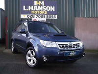 Subaru Forester 2.0D 2010.5MY XC