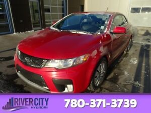 2013 Kia Forte Koup SX 2DR KOUP Heated Seats,  Sunroof,  Bluetoo