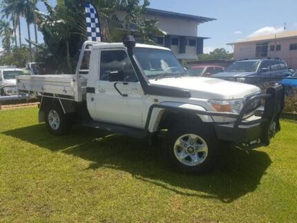 2007 toyota landcruiser vdj79r workmate white 5 speed manual cab 2015 toyota landcruiser vdj79r gxl white 5 speed manual cab chassis fandeluxe Gallery