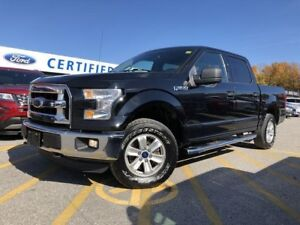2016 Ford F-150 XLT 4X4|TOW HOOKS|TRAILER TOW PACKAGE
