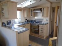 Luxurious 2 bed static caravan holiday home for sale HUNSTANTON