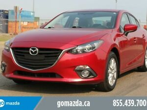 2015 Mazda Mazda3 GS HEATED SEATS SUNROOF BACK UP CAMERA