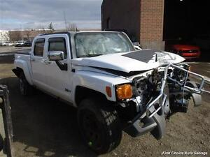 2010 HUMMER H3 H3T Luxury