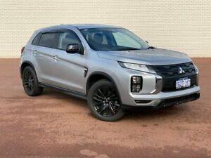 2019 Mitsubishi ASX XD MY20 MR 2WD Silver 6 Speed Constant Variable Wagon Morley Bayswater Area Preview