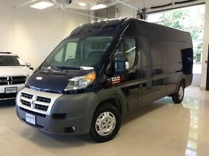 2014 Ram PROMASTER 3500 High Roof GPS BLUETOOTH CAMÉRA