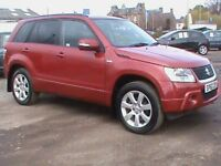 SUZUKI GRAND VITARA 1.9 DDIS SZ5 5DR RED 1 YRS MOT,CLICK ON VIDEO LINK TO SEE AND HEAR MORE ON CAR