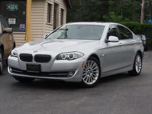 2011 BMW 5 Series 535i xDrive Navigation Loaded $27,995+Taxes