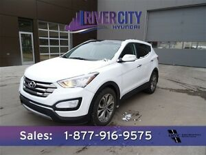 2013 Hyundai Santa Fe AWD LUXURY 2.0T Leather,  Heated Seats,  B