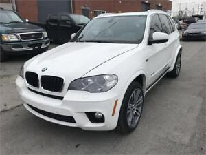 2012 bmw x5- M PACKAGE-  102 000km- COMME NEUF-  26 000$