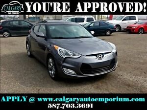 2013 Hyundai VELOSTER $99 DOWN EVERYONE APPROVED