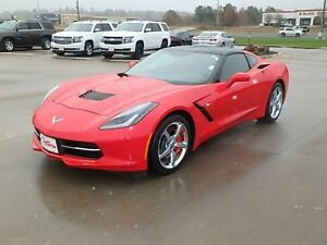 2015 Chevrolet Corvette 1LT Coupe (2 door)