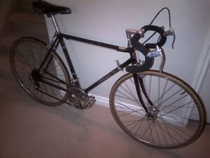 BRC Road Bike - classic large steel frame