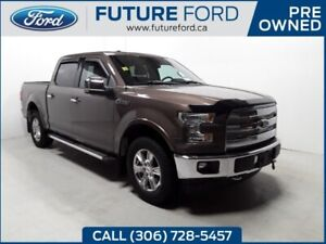 2017 Ford F-150 Lariat | 1 Owner  |Clean SGI | FX4 |  Trailer To