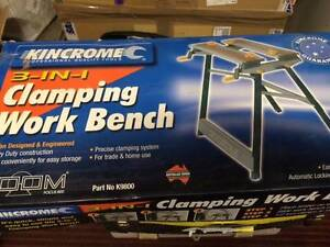 Clamping Work Bench Airport West Moonee Valley Preview