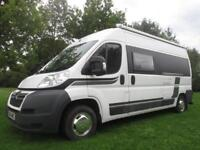 2011 CITREON RELAY 3 BERTH, REAR FIXED BED CAMPERVAN / MOTORHOME FOR SALE