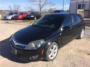 2009 SATURN ASTRA XR - LOW KM - 4 CYLINDER - VALID E TEST!!