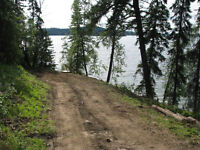 Bridge Lake Waterfront Lot