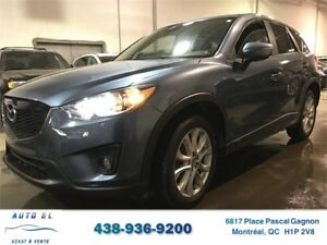 MAZDA CX-5 GT**CUIR TOIT CAMERA AWD NAVIGATION**