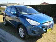 2011 Hyundai ix35 LM MY12 Active Blue 6 Speed Sports Automatic Wagon Macksville Nambucca Area Preview