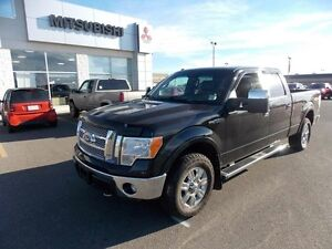 2012 Ford F-150 LARIAT 4x4 SuperCrew Cab 6.5 ft. box 157 in. WB