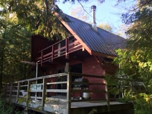 COTTAGE FOR SALE BIG CROSBY LAKE  NEAR WESTPORT LG WATERFRONT