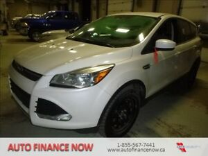 2014 Ford Escape 4WD 4dr SE CHEAP PAYMENTS REDUCE INSPECTD