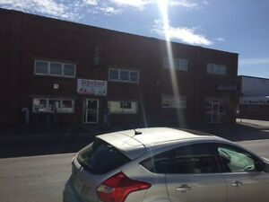 Commercial property for lease on 7th ave and cornwall st.