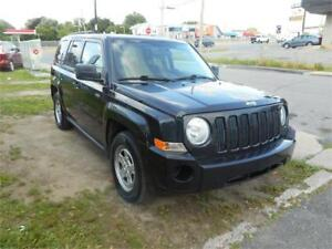 JEEP PATRIOT NORTH 2009***GARANTIE 1 ANS OU 15000KM INCLUS***