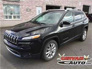 Jeep Cherokee Limited Navigation Cuir A/C MAGS 2015