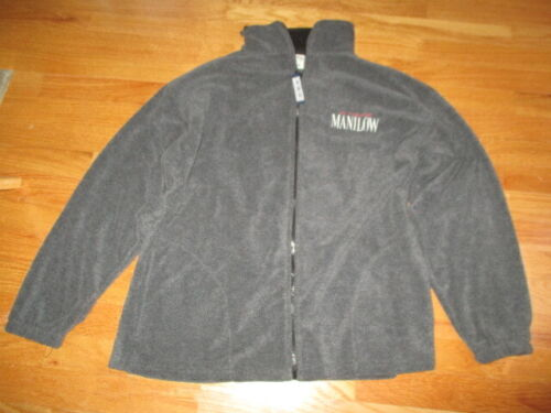 Ultimate BARRY MANILOW Embroidered Concert Tour (LG) Terry Cloth Sweatshirt