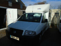 Nu Venture Rio Sand Low mileage 3 way fridge toilet 2 berth