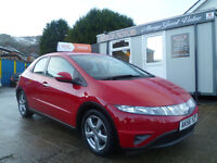 2006 HONDA CIVIC 2.2 I-CDTI... FREE 6 MONTHS WARRANTY ,, ALL CREDIT/DEBIT CARDS ACCEPTED