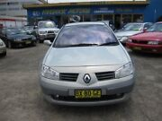 2004 Renault Megane X84 Dynamique Silver 6 Speed Manual Hatchback Croydon Burwood Area Preview