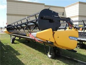 2014 New Holland 840CD-35 Draper HeaderCR/CX/AFX3yr warranty