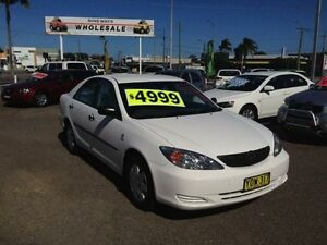 2003 Toyota Camry ACV36R Altise White 4 Speed Automatic Sedan Broadmeadow Newcastle Area Preview