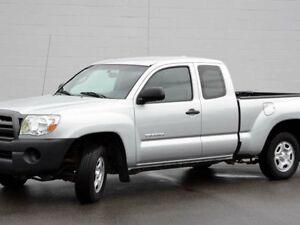 2009 Toyota Tacoma Access Cab 4x2