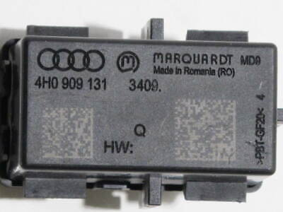 AUDI A6 A7 IGNITION READING REEL KESSY CONTROL MODULE COMPUTER ECU 4H0909131