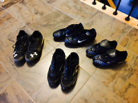 Boys Baseball & Soccer shoes
