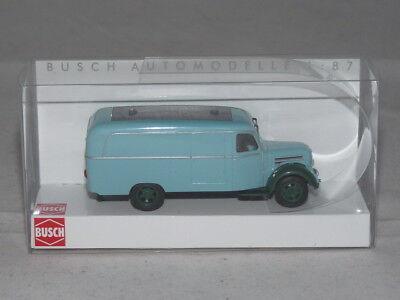 Busch 51801 Robur Garant K 30 Kastenwagen - türkis NEU + OVP online kaufen